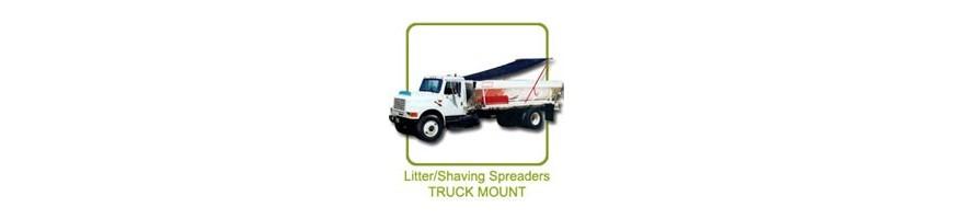 Litter Truck Bed