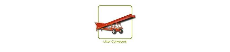 Poultry Litter Conveyor
