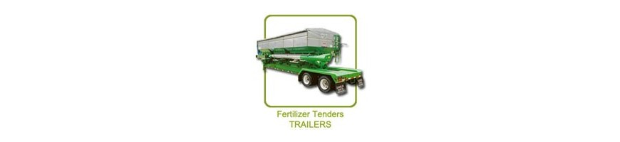 Chandler Trailer Mount Tenders