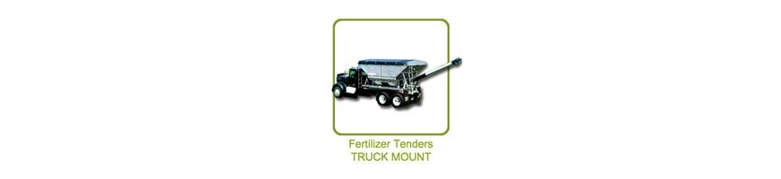 Chandler Truck Mount Tenders
