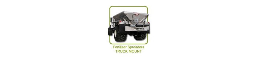 Chandler Truck Mount Fertilizer and Lime Spreaders