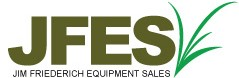 Jim Friederich Equipment Sales, Inc.